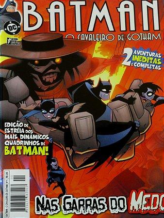 Opera Graphica Batman O cavaleiro de Gotham #01