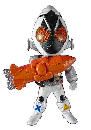 Banpresto WCF Kamen Rider Fourze Base States