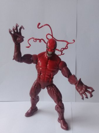 Marvel Legends Toxina Loose
