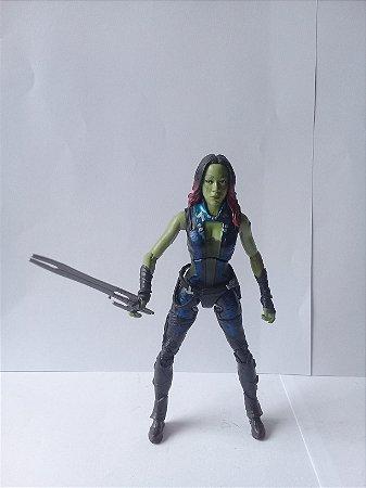 Marvel Legends Gamora Loose