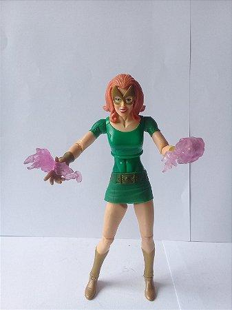 Marvel Legends Garota Marvel (Jean Grey) Loose