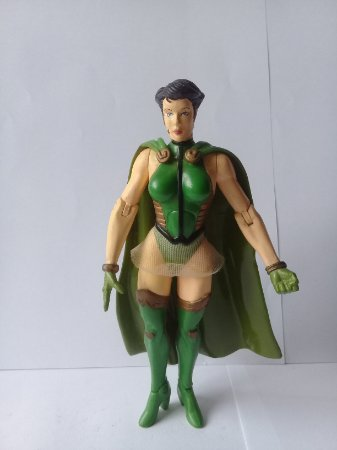 Mattel DC Direct Mulher do Amanhã (Tomorrow Woman) Loose