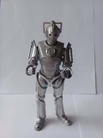 Cyberman (Doctor Who) Loose