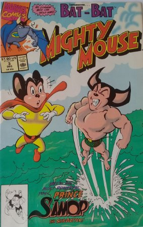 Mighty Mouse #3 Importada