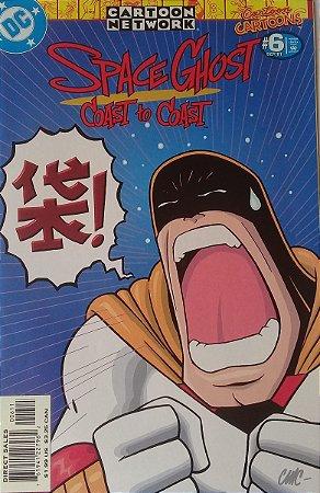 Cartoon Cartoons #6 (Space Ghost) Importada