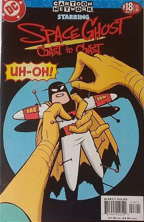 Cartoon Network Starring #18 (Space Ghost) Importada
