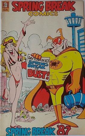 Spring Break Comics #1 Importada