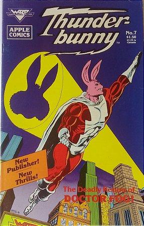 Thunder Bunny #7 Importada