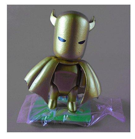 DC Collectibles Scribblenauts Unmasked Batman Dourado Loose
