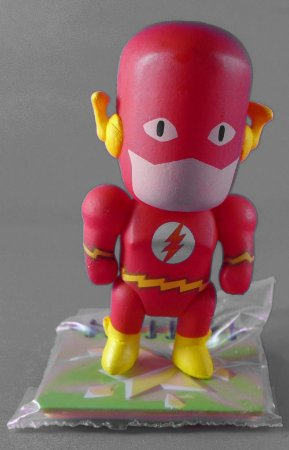 DC Collectibles Scribblenauts Unmasked Flash Barry Allen Loose
