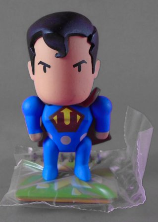 DC Collectibles Scribblenauts Unmasked Ultraman Loose