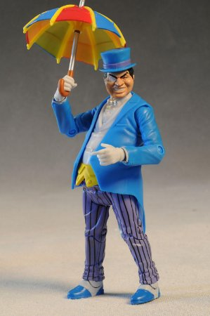 Mattel DC Comics Batman Unlimited The Penguin Figure
