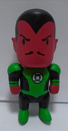 DC Collectibles Scribblenauts Unmasked Lanterna Verde Sinestro Loose