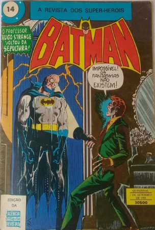 Batman #14 Importada (Portugal)