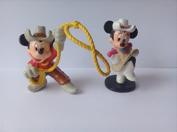 Applause Disney Mickey e Minnie Rodeio