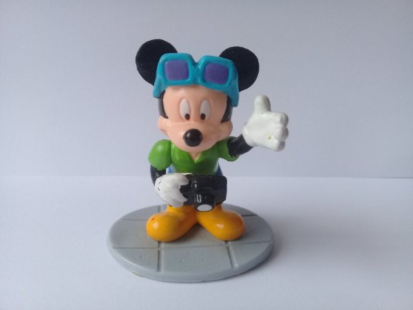 Applause Disney Mickey Fotografo
