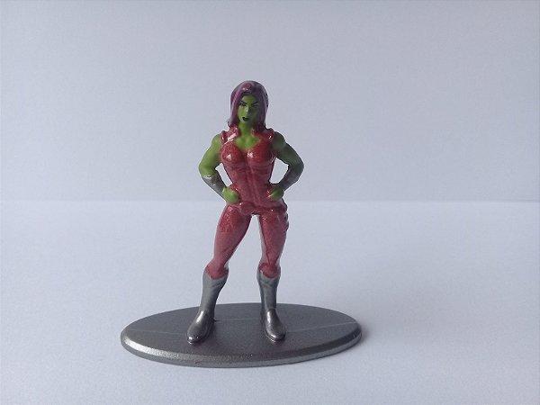 Nano MetalFigs Gamora