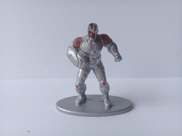 Nano MetalFigs Cyborg