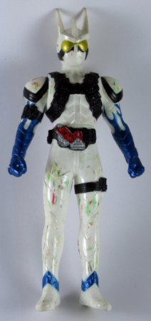 Bandai 2010 Kamen Rider W (Double) - Kamen Rider Eternal