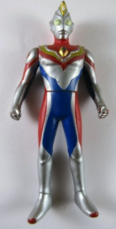 Bandai 2008 Ultraman Dyna Figure 10,5 Cm