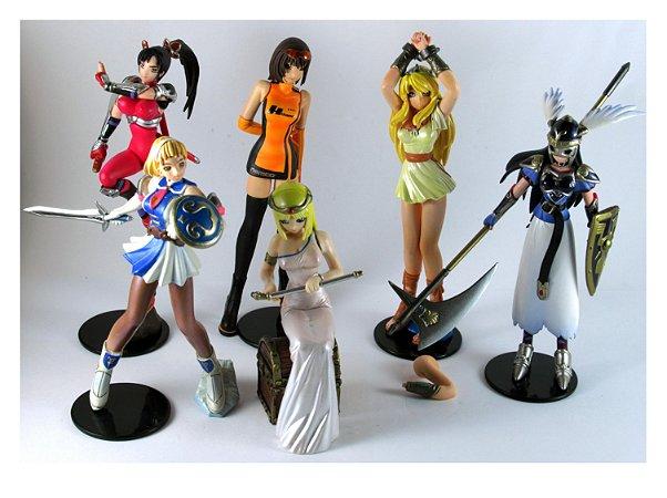 Yujin SR Series Gashapon Namco Girls Part 3 - Real Figure Collection