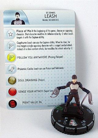 Heroclix DC Comics Leash #031 N.O.W.H.E.R.E