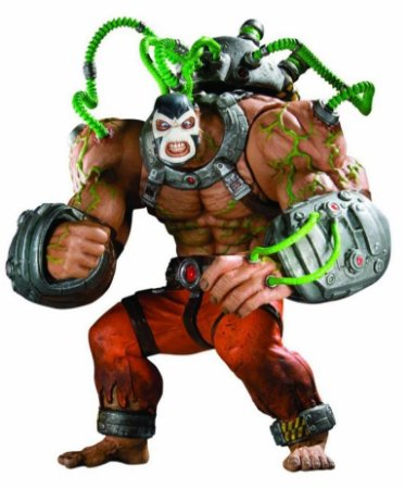 DC Direct Batman Arkham Asylum Bane Series 2 Figure