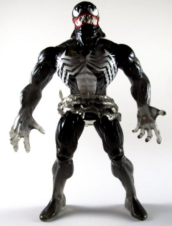 Toy Biz 1995 Marvel Venom Figure Loose
