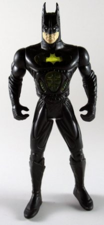 Kenner 1995 DC Batman Forever Power Beacon Figure Loose