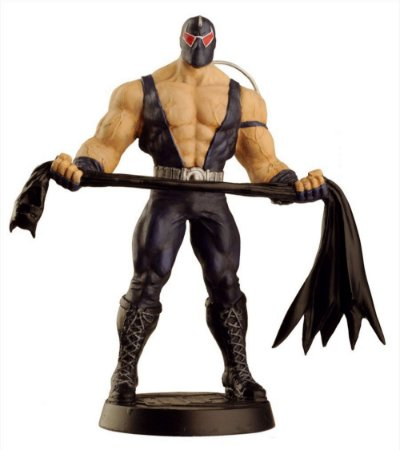 Eaglemoss DC Batman Super Hero Collection Bane Figure