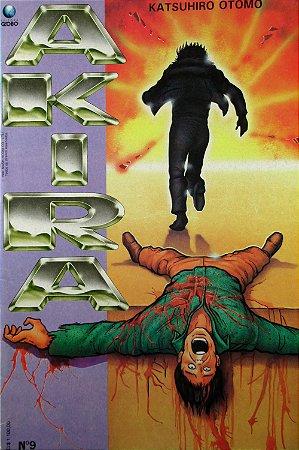 Akira #09 Editora Globo