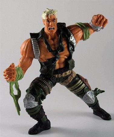 Hasbro 1996 G.i.Joe Gijoe Extreme Lt. Stone (V3) Figure Loose
