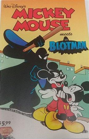 Mickey Mouse Meets Blotman Importada