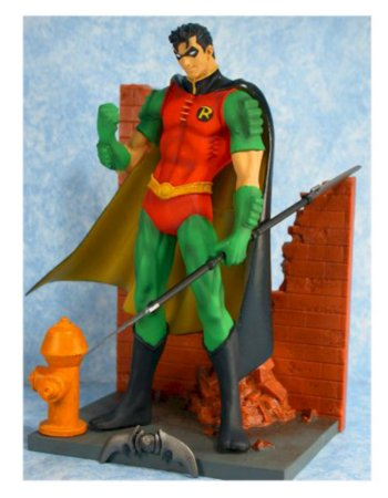 Yamato DC Batman Kia Asamiya Robin Figure Wave 1