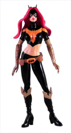 DC Direct Elseworld´s Thrillkiller Batgirl Series 1 Action Figure