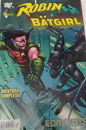 Robin Batgirl Ed. Panini