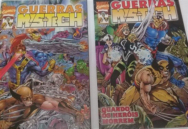 Guerras Mys-Tech Ed. Mythos