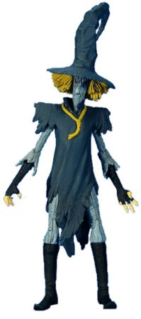 DC Direct Batman Dark Victory The Scarecrow (Espantalho) Figure