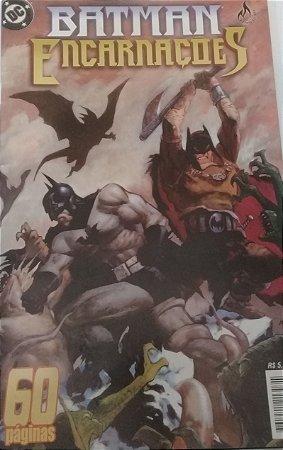 Batman Encarnações - Ed. Mythos