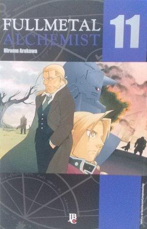 Fullmetal Alchemist 2ª Série #11 - Ed. JBC