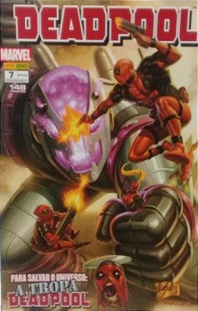 Deadpool 2ª Série - n° 7 - Ed. Panini