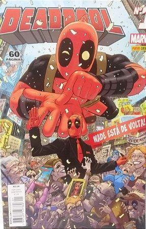 Deadpool 4ª Série - n° 1 - Ed. Panini