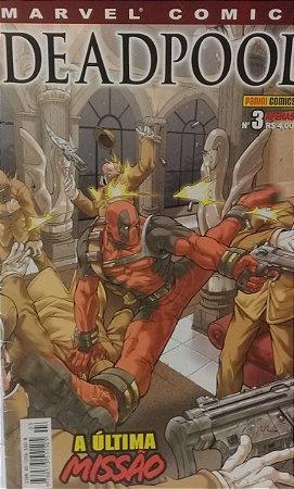 Deadpool n° 3 (Mini-Série) - Ed. Panini