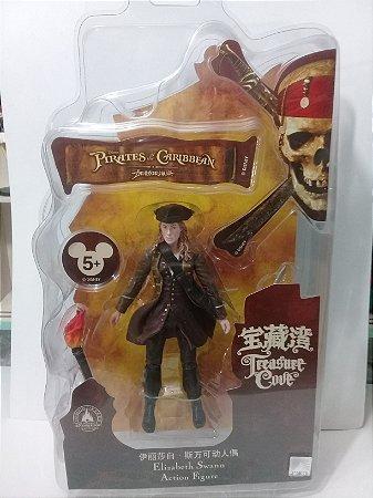 Disney Shanghai Resort Exclusive Pirates of The Caribbean Elizabeth Swann