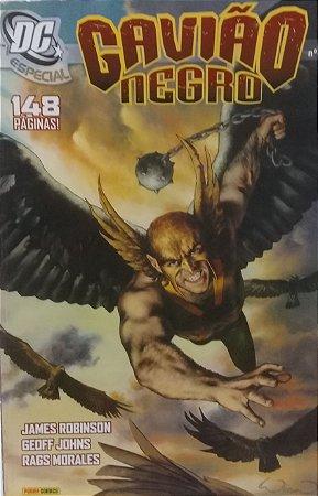 DC Especial #9 (Gavião Negro) - Ed. Panini