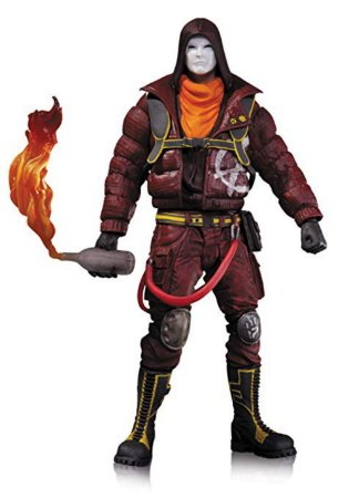 DC Collectibles Batman Arkham Origins Anarky (Anarquia) Series 2