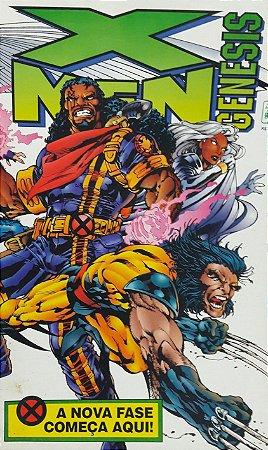 X-men Genesis - Ed. Abril