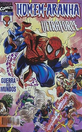 Homem-Aranha Ultraforce - Ed. Mythos