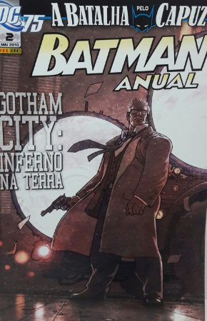 Batman Anual #2 - Ed. Panini