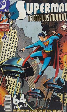 Superman A Guerra dos Mundos - Ed. Mythos